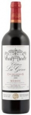 Chateau La Gorce Cru Bourgeois Medoc 2015 14% 75cl