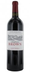 Chateau Brown Pessac-Léognan Grand Vin de Bordeaux 2012 13,5% 75cl