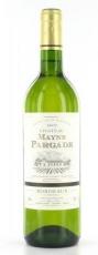 Chateau Mayne Pargade Bordeaux Blanc 2013 12%, 75cl