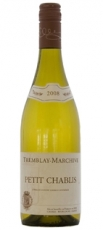 Petit Chablis Tremblay Marchive  2016 12% 75cl