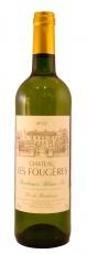 Chateau Les Fougeres Bordeaux Blanc 2014 11,5%, 75cl