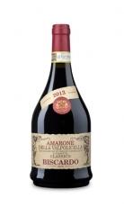 UUS! Biscardo Amarone della Valpolicella 2015 15,5% 75cl