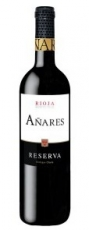 Anares Reserva Rioja 2012 13% 75cl