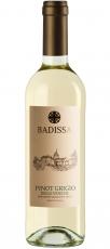 Badissa Pinot Grigio 2018 12%, 75cl