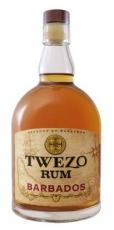 Twezo Rum Barbados 70cl, 40%