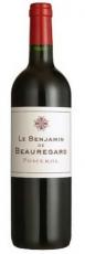 Le Benjamin de Beauregard Pomerol 2011 12,5%, 75cl