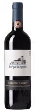 Borgo Scopeto Chianti Classico D.O.C.G. 37,5cl, 2015 13%