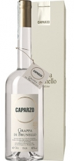 Caparzo Grappa di Brunello 41% 70cl in a giftbox