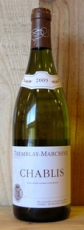 Chablis Tremblay Marchive 2016 13% 75cl