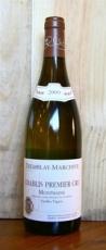 Chablis Tremblay Marchive Premier Cru Montmains 13% 2017
