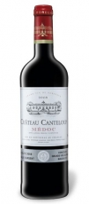 Chateau Canteloup Cru Bourgeois Medoc13% 75cl 2015