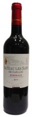 Chateau Les Sapins 2012 12,5%, 75cl