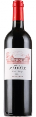 Chateau Malfard Cuvée Prestige 2015 13,5% BIO VEIN!