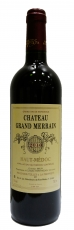 Chateau Grand Merrain Haut-Medoc 2015 75cl, 13,5%