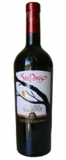 Toscana Sangiovese Sirpasso 2014 75cl, 13%