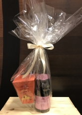 Champagne J.Charpentier Rosé 37,5CL + Prantsuse trühvlid makrooniga 150g