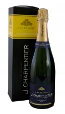 Champagne Charpentier Premier Cru Brut 12%, 75cl kinkekarbis