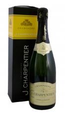 Champagne J.Charpentier Blanc de Blancs Brut 75cl 12% kinkekarbis