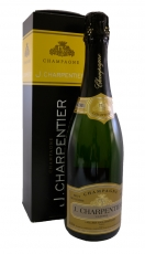 Champagne J.Charpentier Millesime 2006 Brut 12%, 75cl kinkekarbis