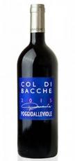 UUS! Col Di Bacche Poggio Alle Viole 2015 14,5% 75cl