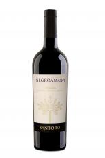 Santoro Negroamaro Puglia 12,5%, 75cl