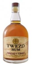 Twezo Rum Trinidad y Tobago 70cl, 40%