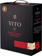 Mondo Vito Negroamaro Zinfandel BIB 3l, 13,5%